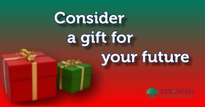 a gift you give yourself
